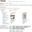 Amazon Bestseller Fachbuch